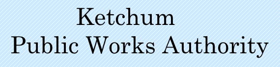 Ketchum Public Works Authority