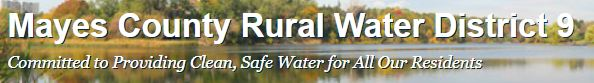 Mayes County Rural Water District #9