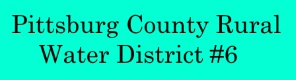 Pittsburg County Rural Water District #6